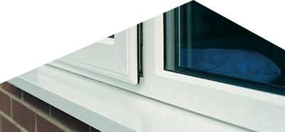 PVC windows frame
