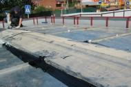 Waterproofing of the roof